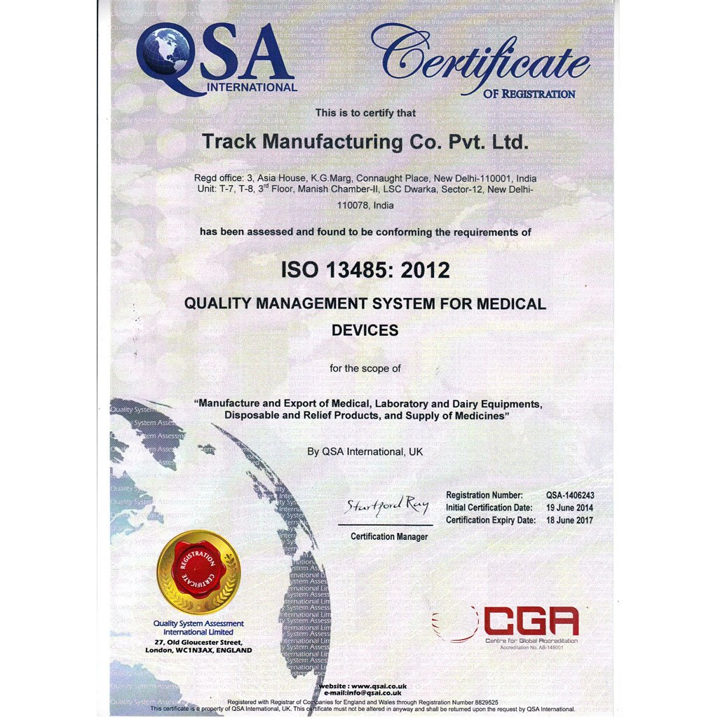 ISO 13485 - 2012